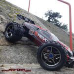 Traxxas E-revo brushless edition
