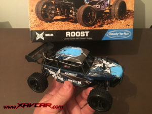 4WD Roost Desert Buggy