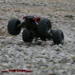 traxxas e-revo brushless